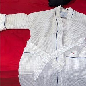 Tommy Hilfiger White Robe